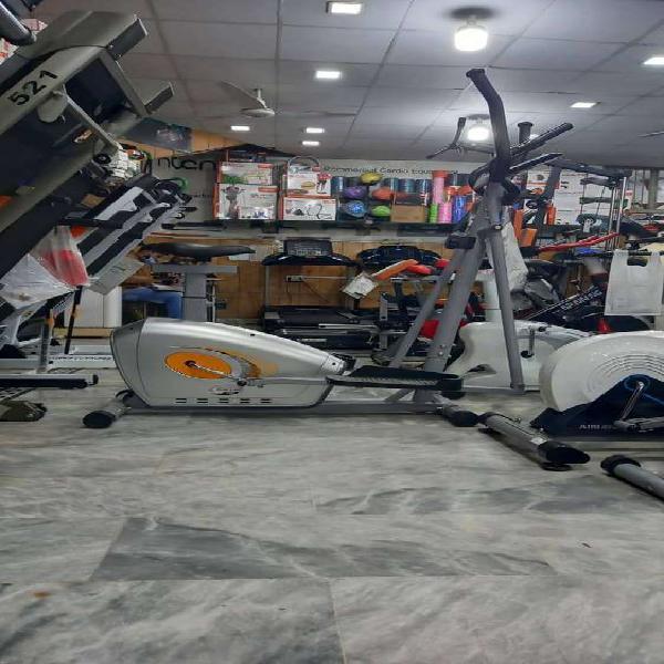 Brand new & used elliptical bike