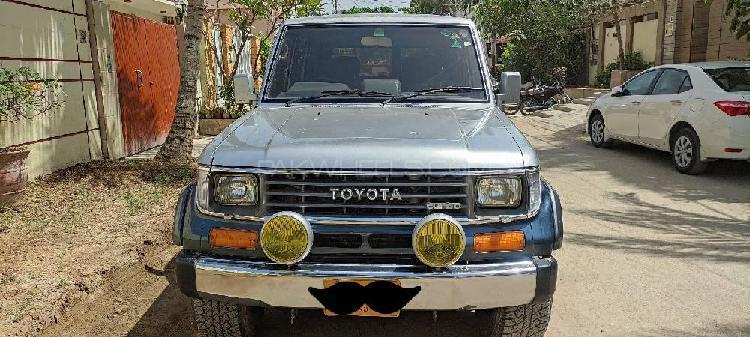 Toyota prado 1992