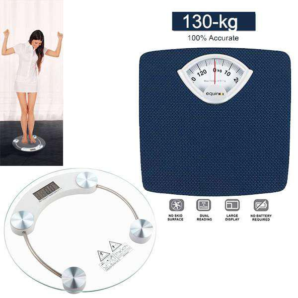 130 kg electronic analog body weight scale body weight
