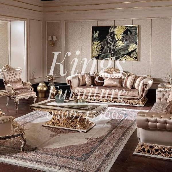 Furniture set-bedroom set-double bed set-sofa set-l shape