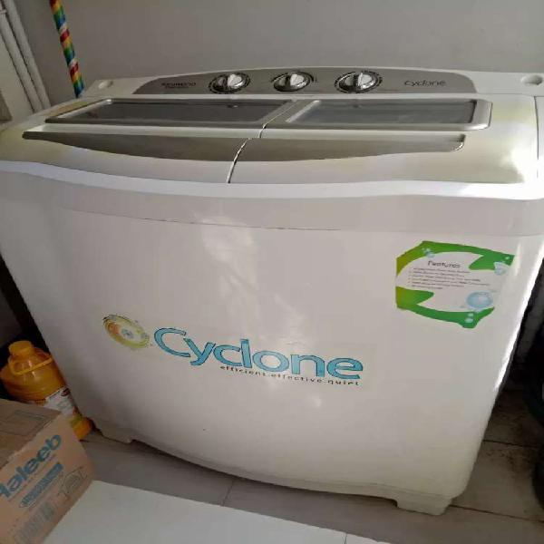 Washing machine (kenwood cyclone)
