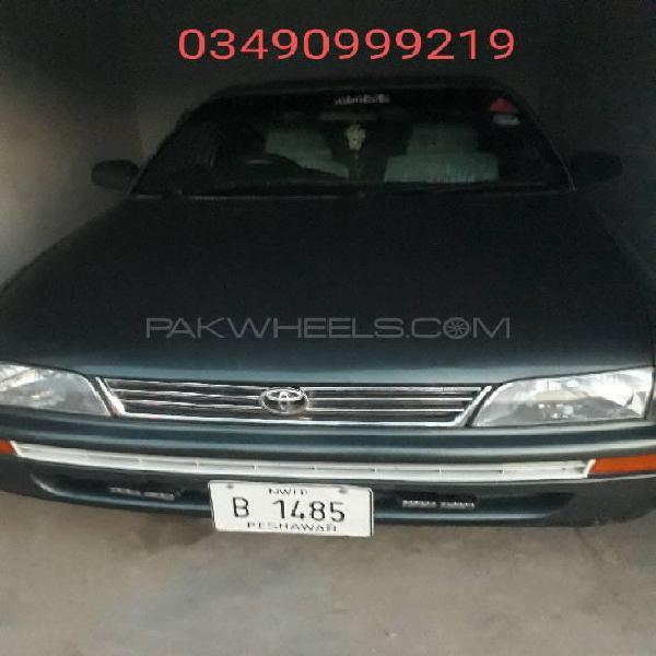 Toyota Corolla GLi 1.6 1995