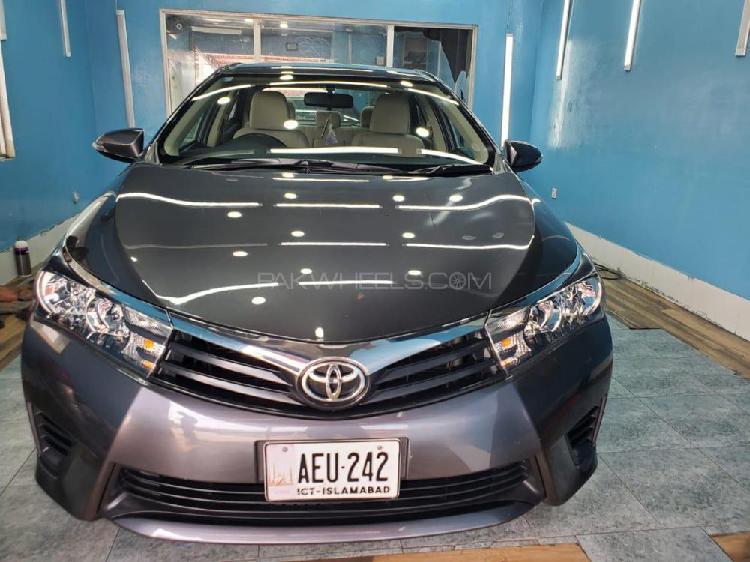 Toyota corolla gli automatic 1.3 vvti 2017
