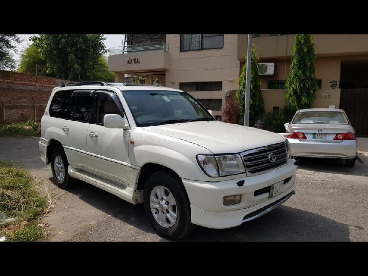 Toyota land cruiser vx 4.2d 2003
