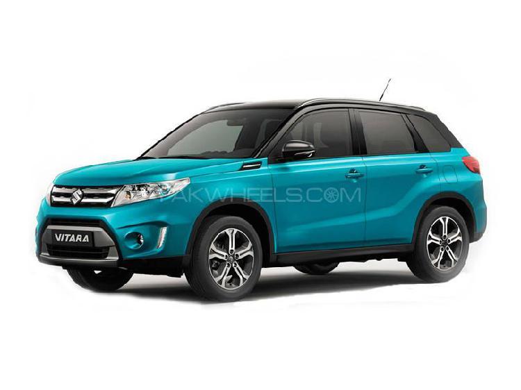Suzuki vitara glx 1.6 2021