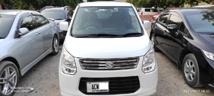 Suzuki wagon r fx limited 2013