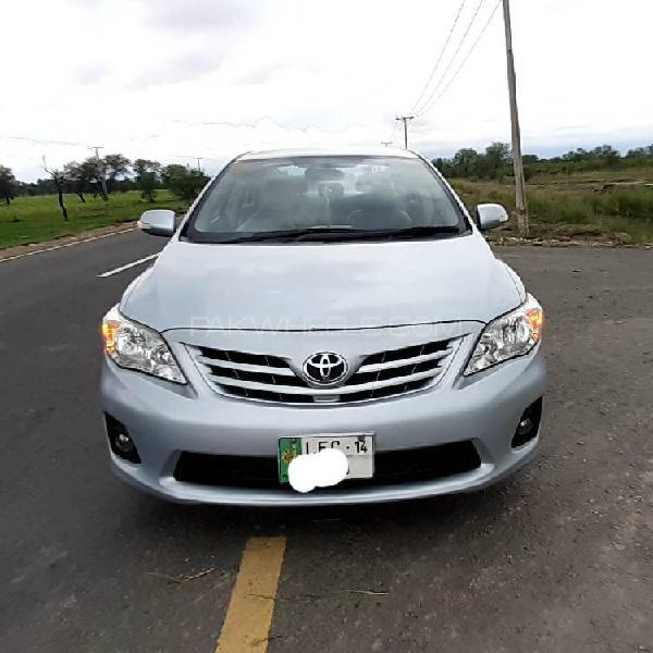 Toyota Corolla GLi 1.3 VVTi 2014