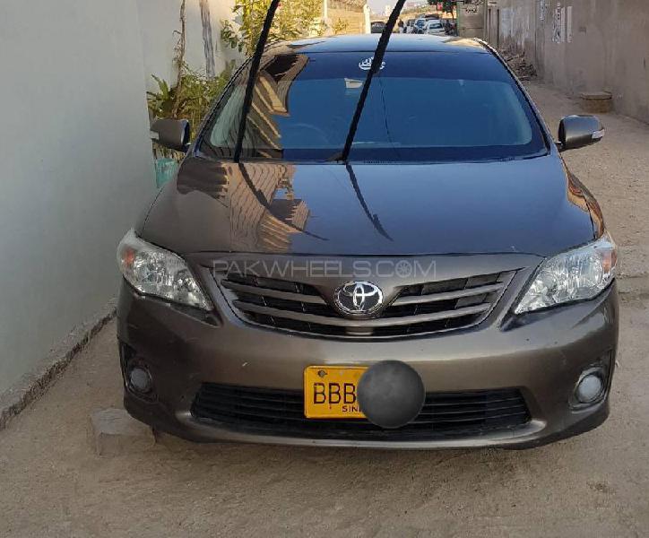 Toyota Corolla GLi Limited Edition 1.3 VVTi 2013