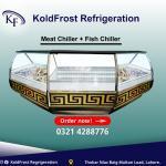 Meat & fish chiller freezer, lahore