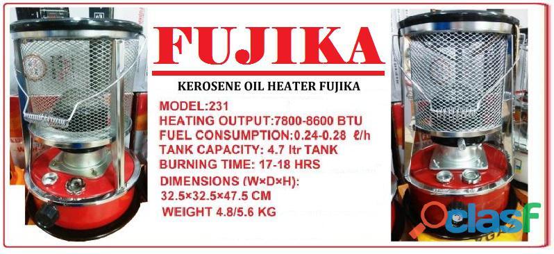 FUJIKA KEROSENE OIL HEATER