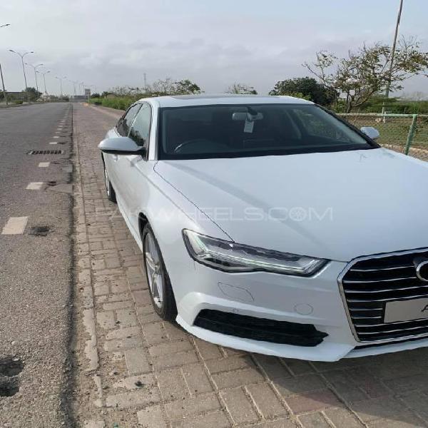 Audi a6 1.8 tfsi business class edition 2018
