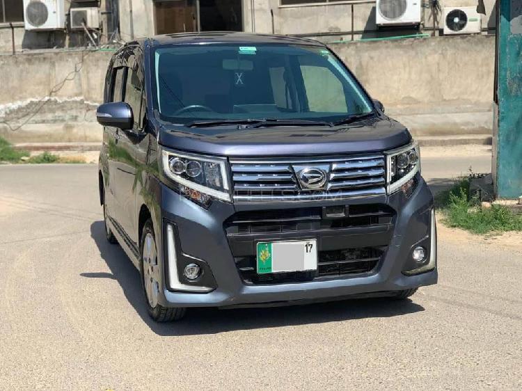 Daihatsu Move Custom RS 2015