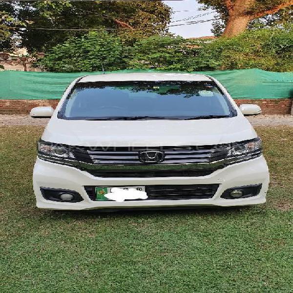 Honda N Wgn Custom G 2015