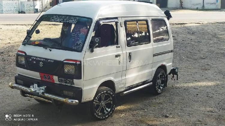Suzuki Carry 2011