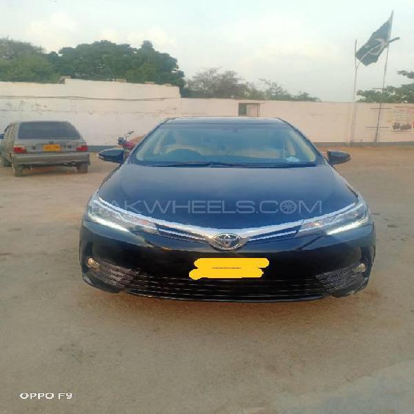 Toyota Corolla Altis Grande CVT-i 1.8 2020