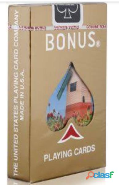 Genuine bonus usa playing cards taash available