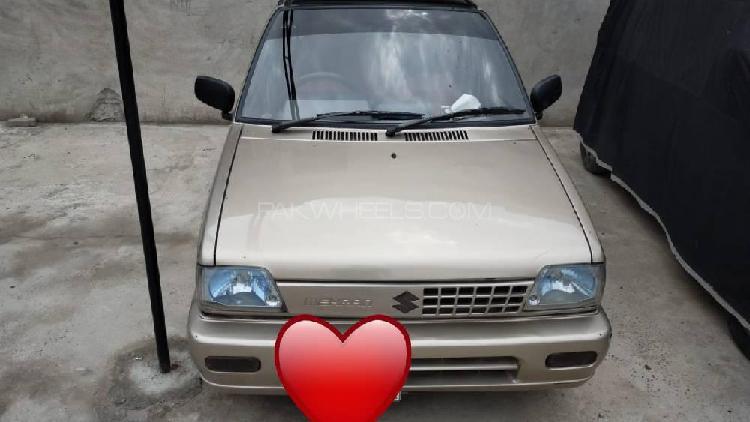 Suzuki mehran vxr euro ii 2015