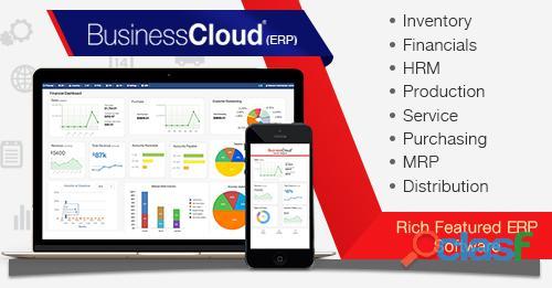 Sale Best Cloud ERP Software