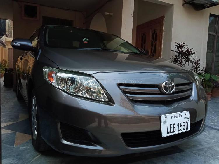 Toyota corolla gli 1.3 vvti 2009