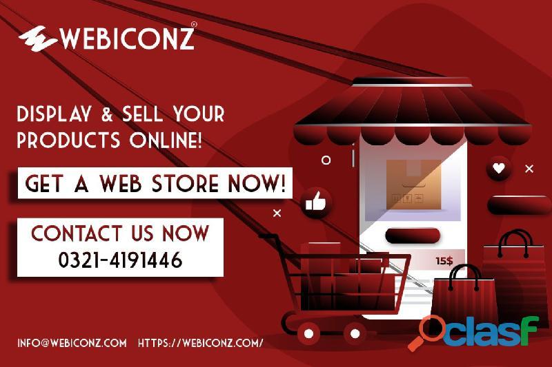 Webiconz Technologies Web Development Digital E Commerce Company
