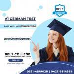German language a1 test best academy 03214299028, lahore