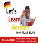 German language a1 level best academy in kasur 03214299028,
