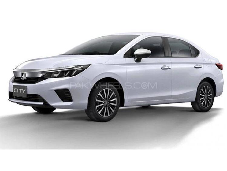 Honda city 1.5l cvt 2021