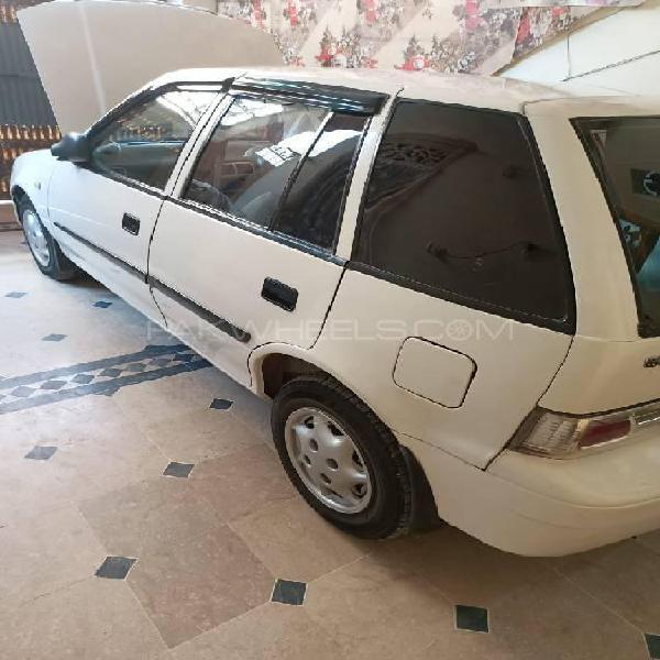 Suzuki cultus euro ii 2011