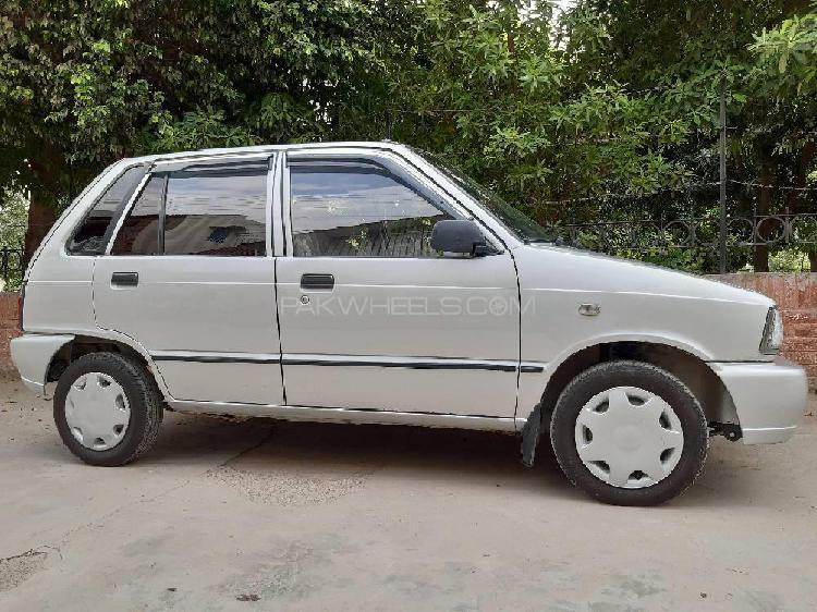 Suzuki mehran vxr 2012