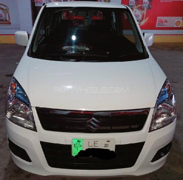 Suzuki wagon r vxl 2019