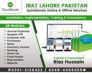 QuickBooks Implementation / Training / Consultancy Services,